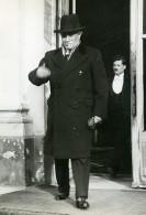Paris Politicien M Paul Boncour Ministere De La Guerre Ancienne Photo Meurisse 1930