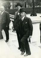 Paris Diplomate Americain Norman Davis Ancienne Photo Meurisse 1933 - Famous People
