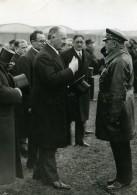 Paris Croisiere Noire Aerienne General Vuillemin Albert Lebrun Ancienne Photo Meurisse 1933 - Aviation