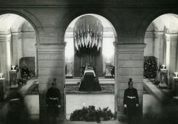 France Paris Mort De Paul Painlevé Catafalque Ancienne Photo Meurisse 1933