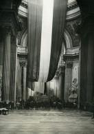 Paris Pantheon Obseques De Mr Paul Painlevé ? Ancienne Photo Meurisse 1933