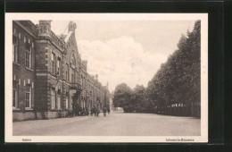 CPA Assen, Infanterie-Kazerne - Assen