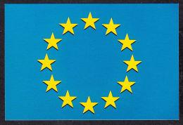 26899/ Drapeau Du Parlement Européen (12 étoiles - Membres à L'époque) - Geschichte