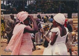 °°° 321 - CAMEROUN - MATIERES A REFLEXION - 1990 With Stamps °°° - Camerun