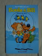 Ancien Livret Publicitaire Mac Donald Happy Meal Jeux Boule & Bill Dargaud 2009 - McDonald's
