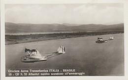 ITALA - BALBO - CROCIERA TRANSATLANTICA - ITALIA - BRASILE......BB - Autres