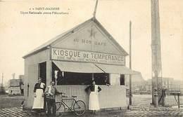 -ref-P79- Loire Atlantique - Saint Nazaire - St Nazaire -  Ligue Nationale Contre L Alcoolisme - Kiosque De Temperance - - Saint Nazaire