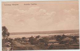 LOURENCO MARQUES - AVENIDA CASTILHO (MOZAMBIQUE) - Mozambique
