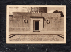 Mémorial Américain De Montfaucon - Entiers Postaux