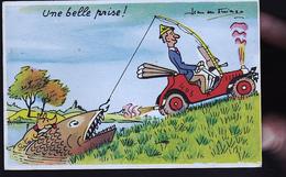 LA PECHE - Cartes Postales