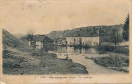 39 - CHAMPAGNOLE - Jura - La Londaine - Champagnole