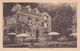 Hôtel Restaurant Ruines De Logne - Val De L'Ourthe (animée, Oldtimer, Luma Edit.) - Ferrieres