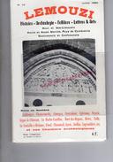 19- LEMOUZI - N° 19- JUILLET 1966- COLLONGES-CHANTEMERLE- LIMOGES- VENTADOUR-EGLETONS-NEUVIC-SEGUR- BRIVE-TULLE-USSEL- - Limousin
