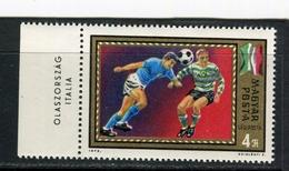 HONGRIE - Y&T Poste Aérienne N° 351** - Championnat D'Europe De Football - Unused Stamps