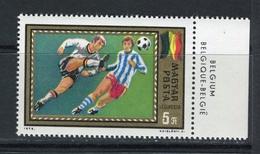HONGRIE - Y&T Poste Aérienne N° 352** - Championnat D'Europe De Football - Unused Stamps