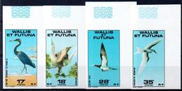 WALLIS ET FUTUNA - YT N° 217 à 220 Non Dentelés - Neuf ** - MNH - Wallis And Futuna