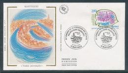 1994 Env 1er Jour Martigues - FDC