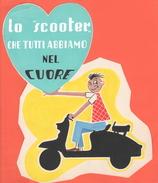 Moto Lambretta Pubblicità Adversing Anni '70 Scooter - Moto