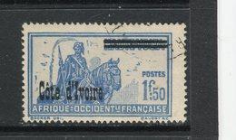 COTE-D'IVOIRE - Y&T N° 101° - Used Stamps