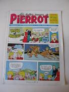 REVUE  LES BELLES IMAGES DE PIERROT BIMENSUEL N°48 15 MARS 1954 EDITIONS DE MONTSOURIS - Libri, Riviste, Fumetti