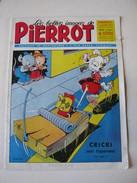 REVUE  LES BELLES IMAGES DE PIERROT BIMENSUEL   01 SEPTEMBRE 1952  N°30 Dessin De CALVO EDITIONS DE MONTSOURIS - Otros