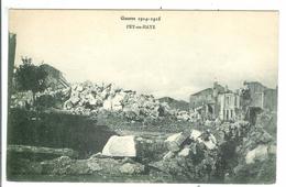 FEY EN HAYE - Guerre 1914 1915 - France