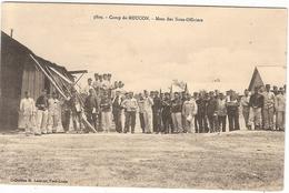 CPA Camp De Meucon Mess Des Sous Officiers  56 Morbihan - Autres Communes