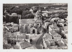 84 - LE THOR / VUE AERIENNE SUR L'EGLISE - Otros Municipios