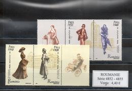 Roumanie. Mode Du XXe Siecle
