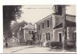 Labrit - La Poste Et La Mairie / Editions Gautreau N°1717 - Labrit