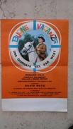 Manifesto Cm. 30 X 50 Ca. Buone Vacanze Una Giornata Nel Far West - Manifesti & Poster