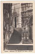 TA83    Siena - Scalinata Di S.Giovanni Che Mette Al Duomo - Siena