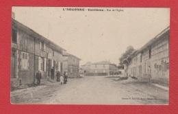 Verrières  --  Rue De L Eglise - France