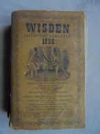 Ancien - WISDEN Cricketers' Almanack 1958 - 1950-Now