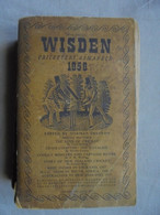 Ancien - WISDEN Cricketers' Almanack 1958 - Sports