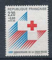 2555** Croix Rouge - France