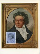 16555, Germany, Maximum 1971 Ludwig Van Beethoven ,  Music Conposer, - Música