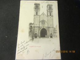 """Cpa CHALON SUR SAONE (71) Cathédrale Saint Vincent  (avt 1903"""") - Chalon Sur Saone"""