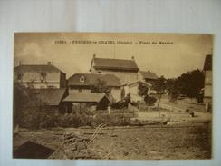 Doubs FESCHES Le Chatel Place Du Marché - Unclassified
