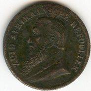 Afrique Du Sud South Africa Zuid-Afrikaansche Republiek 1 Pound 1896 Copy Jeton Modern - Monétaires / De Nécessité