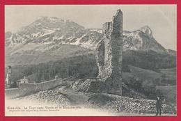 CPA Grenoble - Seyssinet Pariset - La Tour Sans Venin Et Le Moucherotte - Grenoble