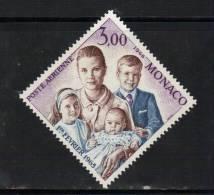 Monaco PA De 1966  N° 85 Neuf ** - Aéreo