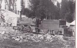 PHOTO DEHANNE / GENEVE - Trenes