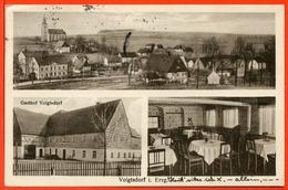 Vogtsdorf  I. Erzg.mit Gasthof Vogtsdorf  ,,,,,,,,,,,,,,,,,,,,,,,,,,,i579 - Freiberg (Sachsen)