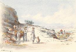 Illustrateur CHARLEMAGNE - CAVAILLON - Le Chemin De Saint Jaque Au Paradis - N° 1471 Q - M. Barré & J. Dayez - Other Illustrators