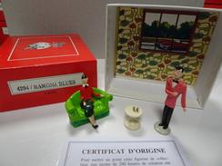 PIXI 4294 RAMONA BLUES En Bon état  Boite Et Certificat D'origine - Figurines