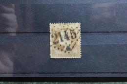 Losange GC N° 2145 A Lyon Les Terreaux Rhône (74) Sur N°28 - 1849-1876: Periodo Classico