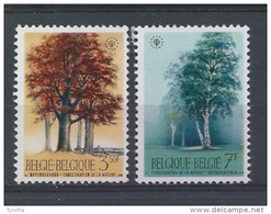 België       OBC      1526 / 1527        (XX)     Postfris. - Belgium