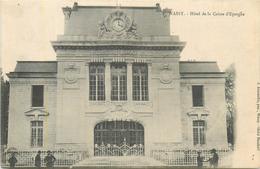 52 WASSY Hôtel De La Caisse D'épargne    2 Scans - Wassy