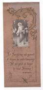 Santini - Preghiera - (n°28) Al Retro Scritto E Datato 1920 - Images Religieuses